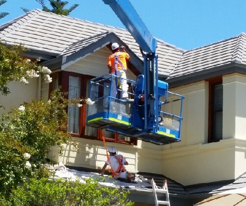An example of home painting specialists in Perth